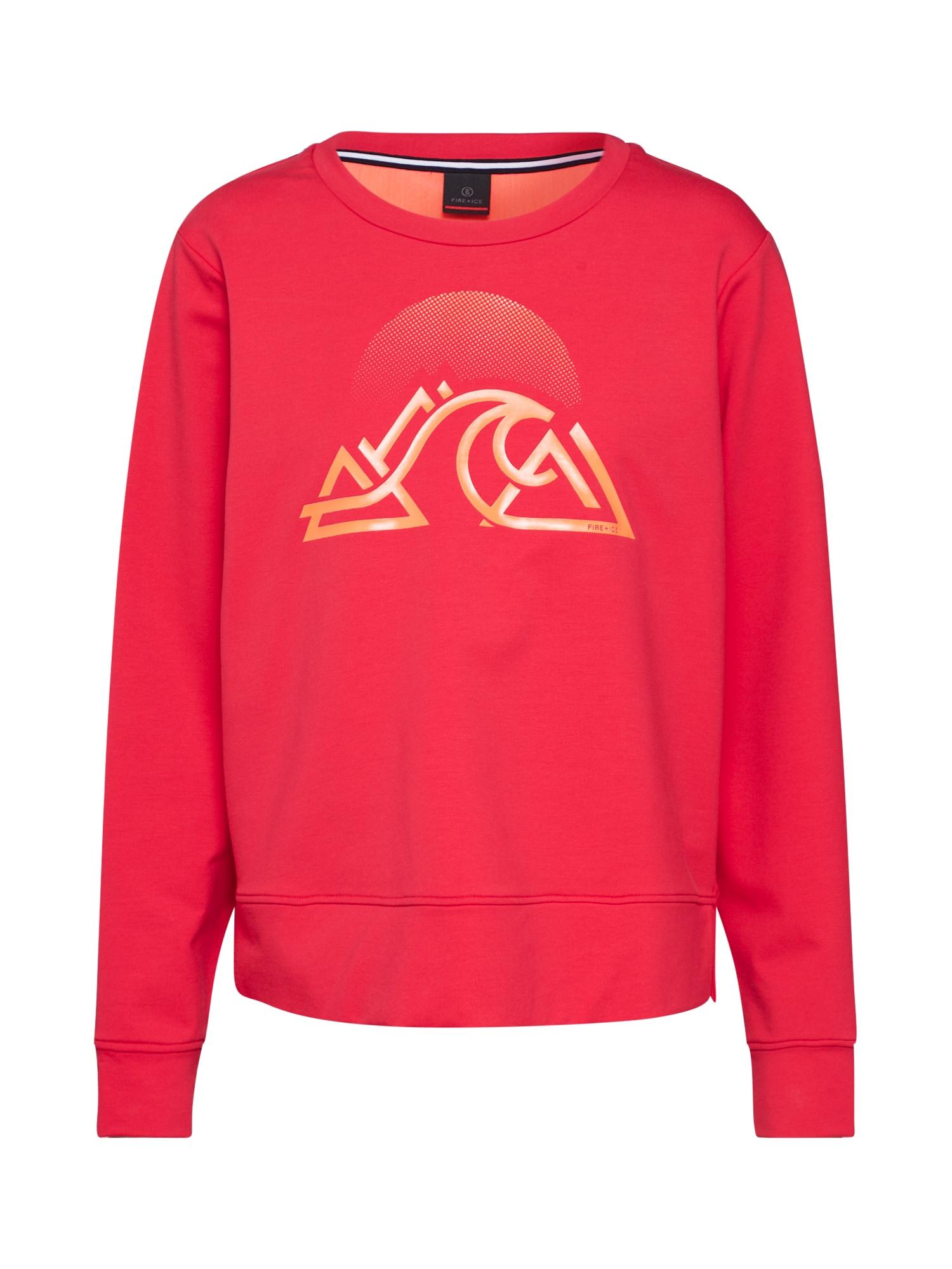 Bogner Fire + Ice Megztinis be užsegimo 'RONDA' rožinė