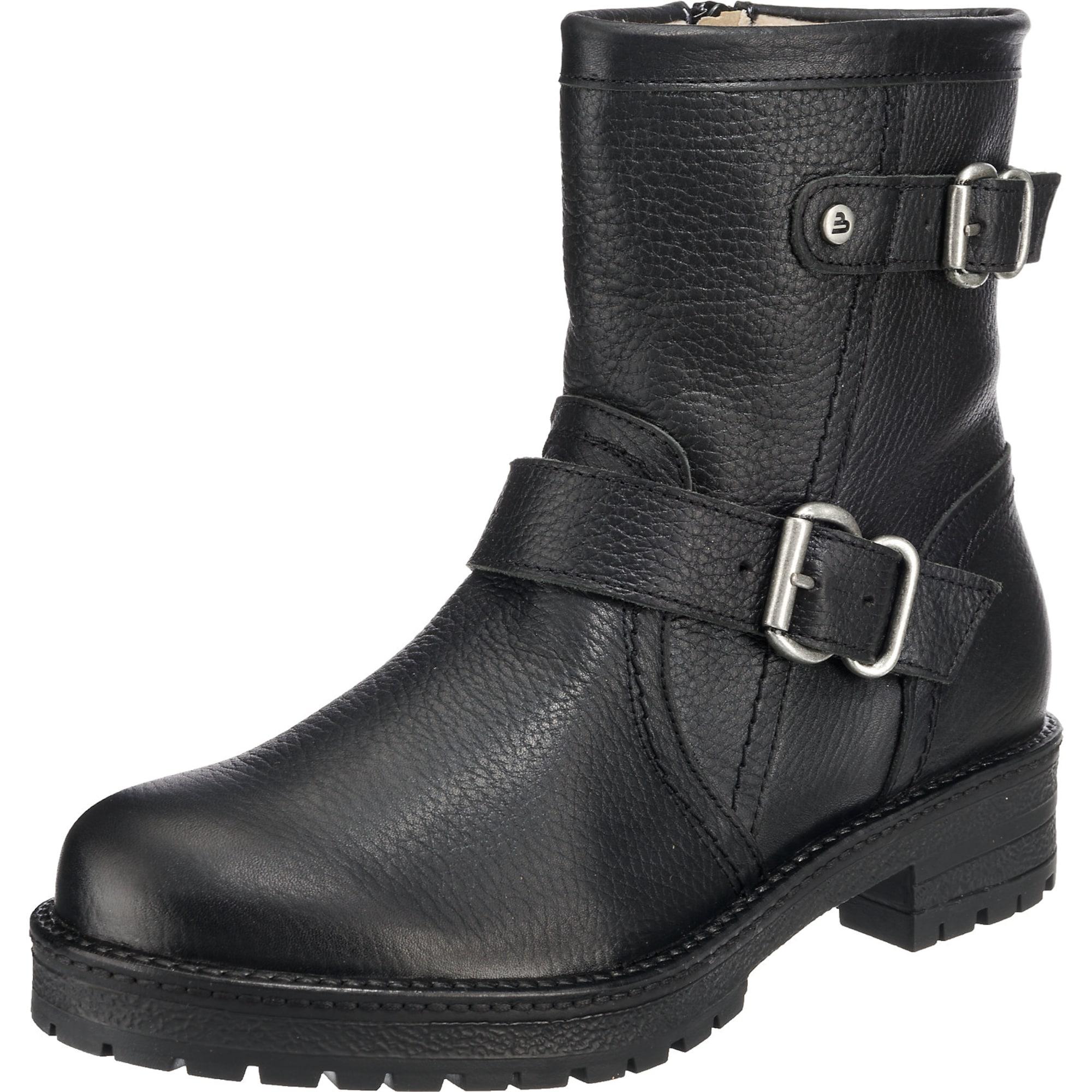 BULLBOXER Auliniai batai juoda