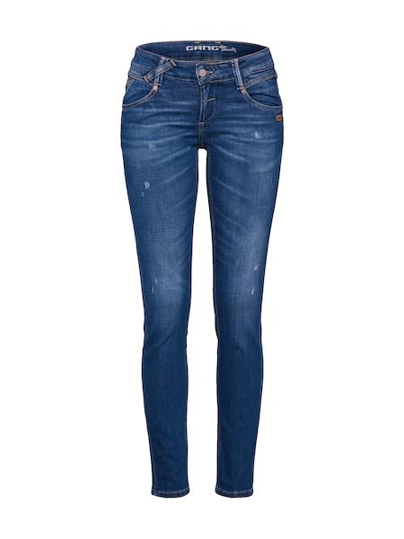 Hosen - Jeans 'NENA' › Gang › blue denim  - Onlineshop ABOUT YOU