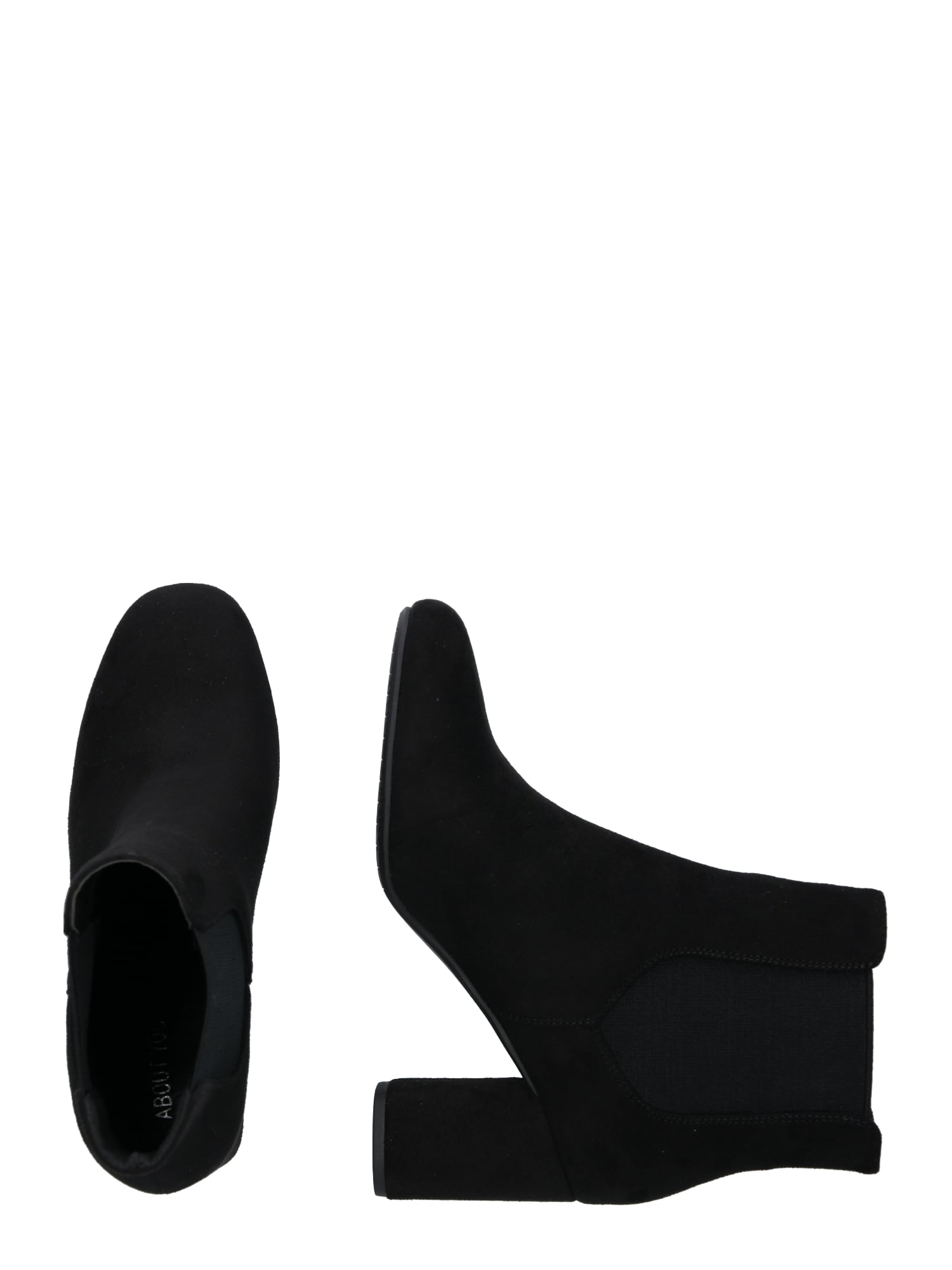 ABOUT YOU Chelsea boots 'Natalia'  svart