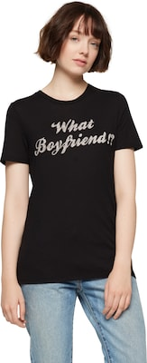 ZOE KARSSEN Shirt 'What Boyfriend!?'