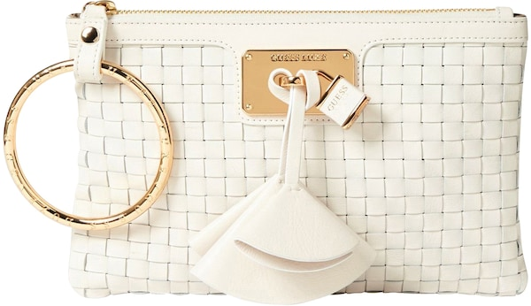 Clutches - Clutch › Guess › weiß  - Onlineshop ABOUT YOU