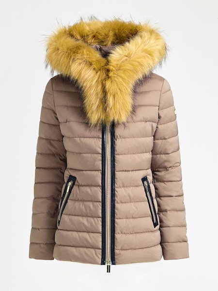 Jacken für Frauen - MARCIANO LOS ANGELES Jacke beige  - Onlineshop ABOUT YOU