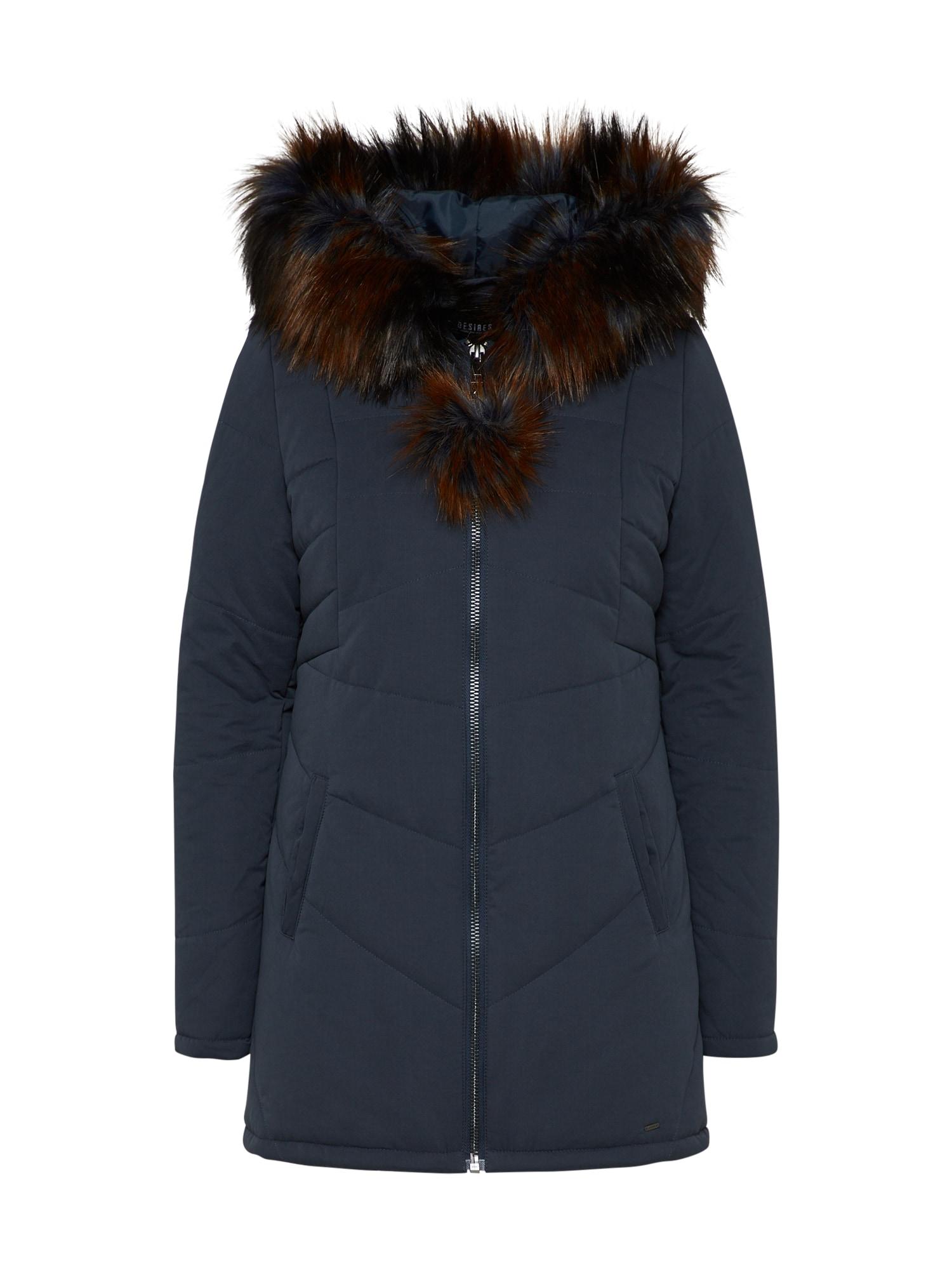 Zimní bunda Terence 2 noční modrá Desires
