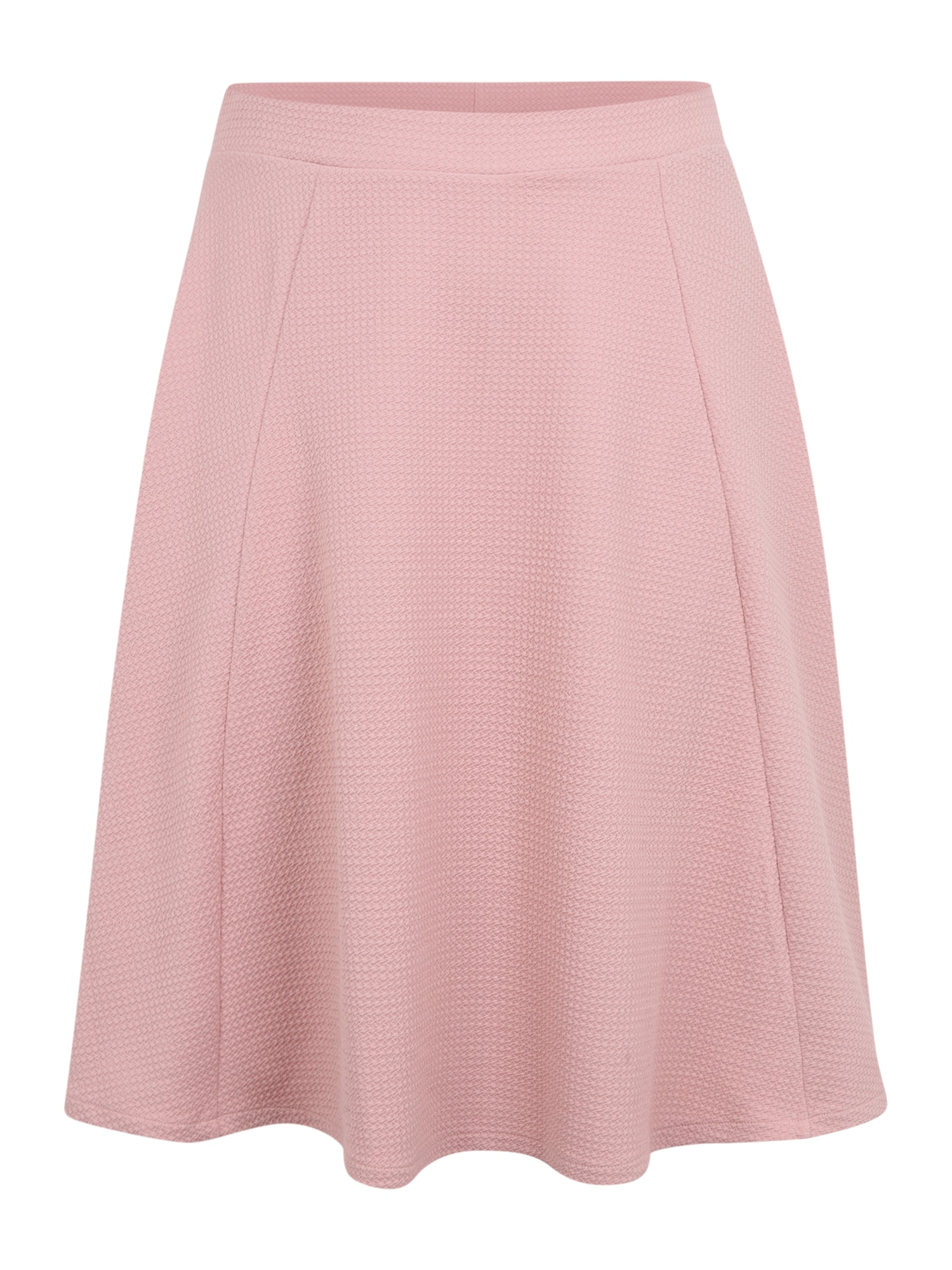 ABOUT YOU Curvy Sijonas 'Thassia Skirt' rožių spalva / rožinė