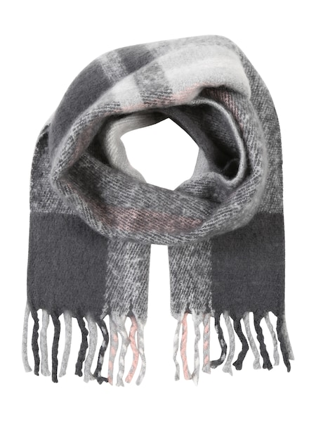 Schals für Frauen - Schal 'PCELLIE LONG SCARF NOOS' › PIECES › grau  - Onlineshop ABOUT YOU