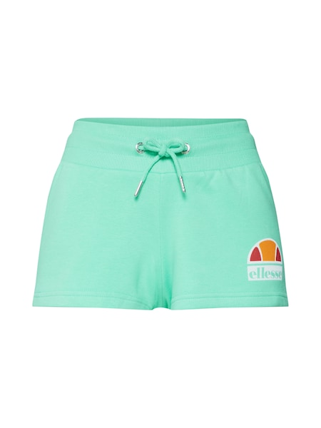 Hosen für Frauen - ELLESSE Shorts 'MOBO' grün  - Onlineshop ABOUT YOU