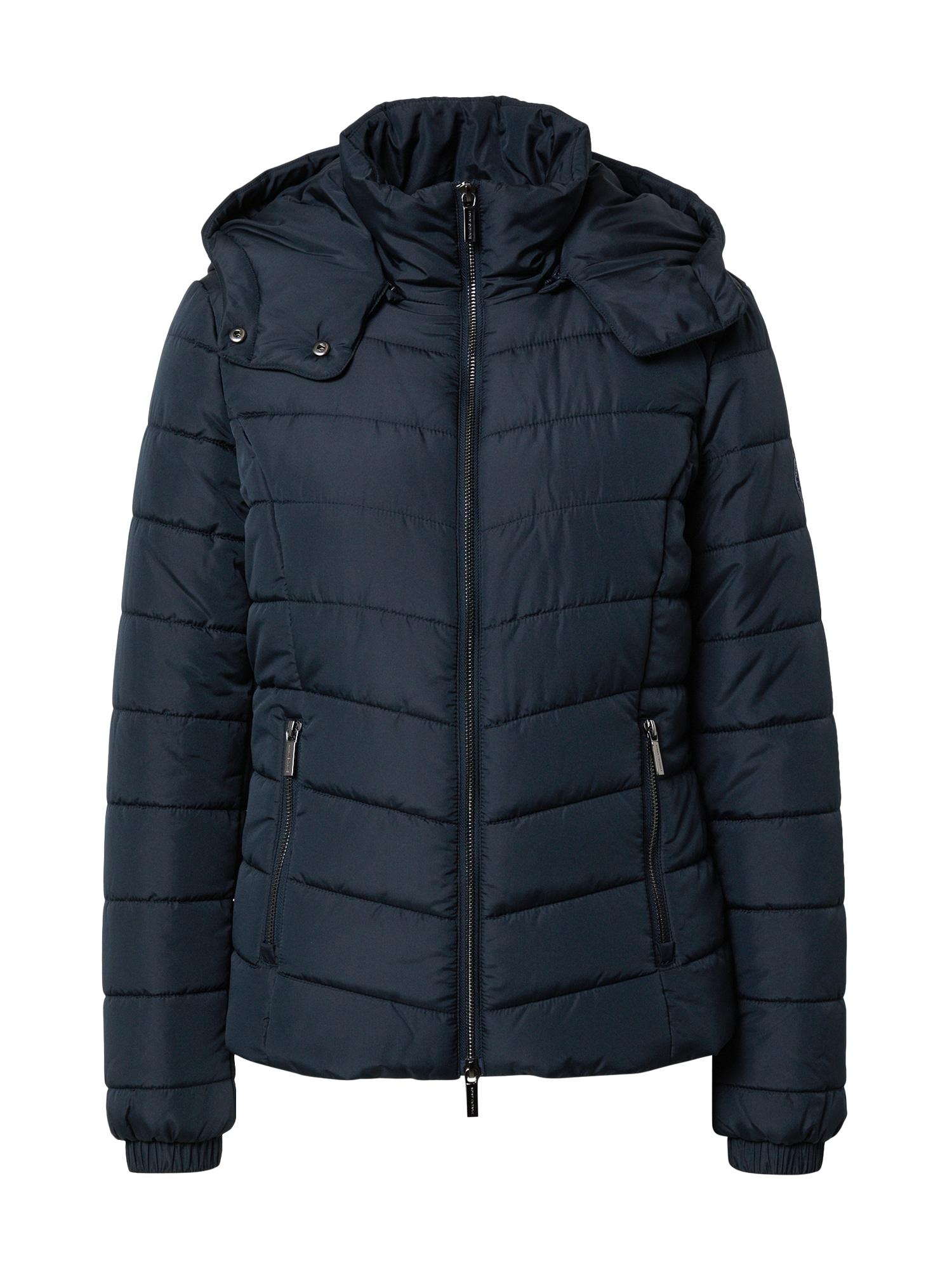 ARMANI EXCHANGE Žieminė striukė tamsiai mėlyna