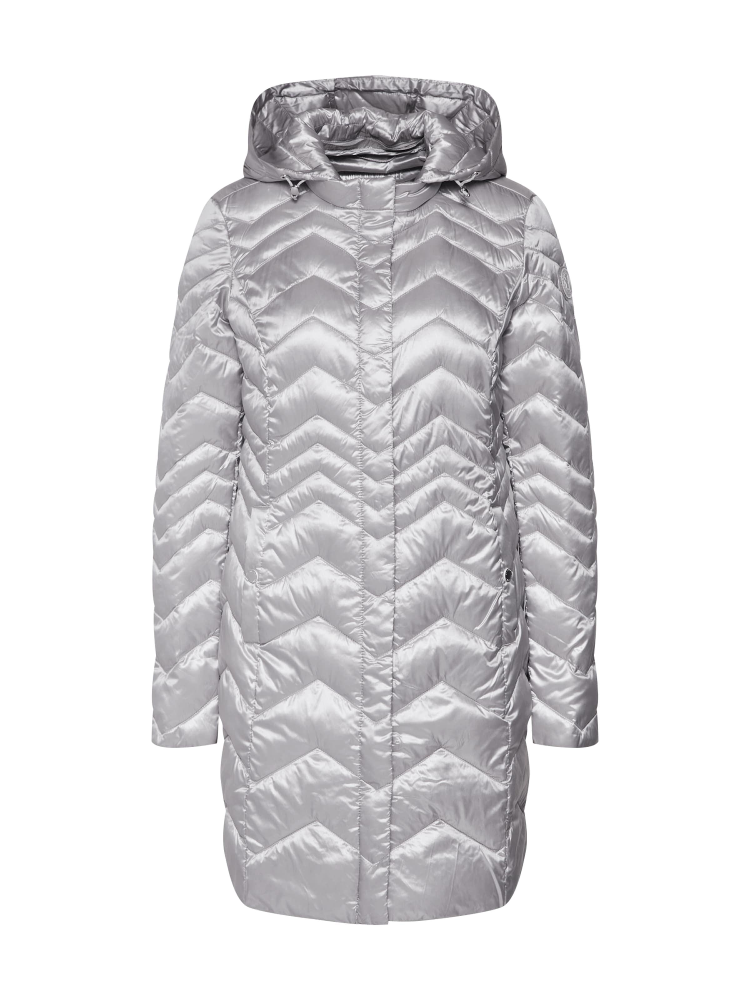cc2af68a3 Zimný kabát Strieborná S.Oliver RED LABEL