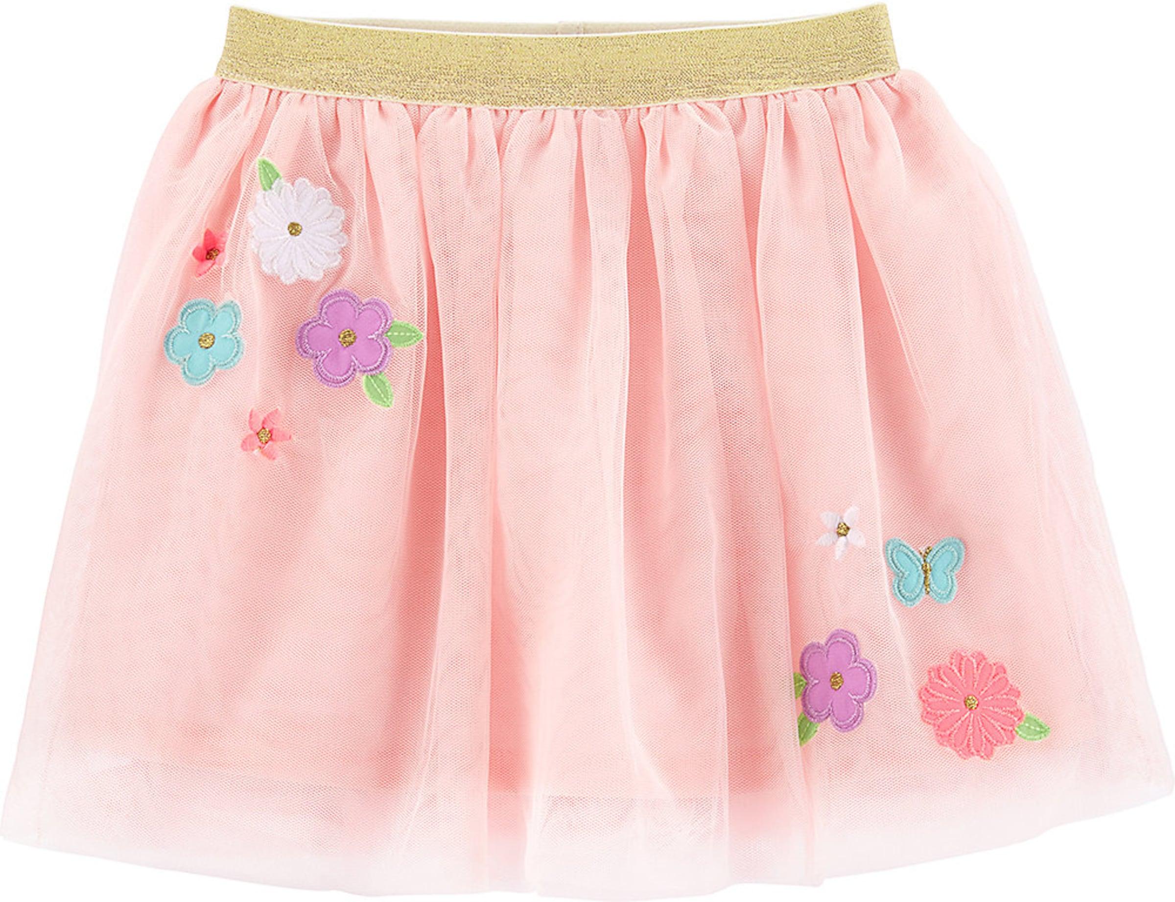 Kinder,  Mädchen,  Kinder Carter's Tüllrock bunt,  mehrfarbig, rosa, schwarz | 00192135616161