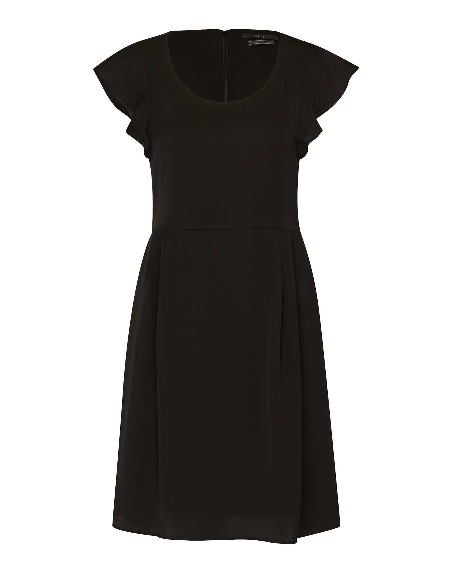 SET Kokteilinė suknelė juoda
