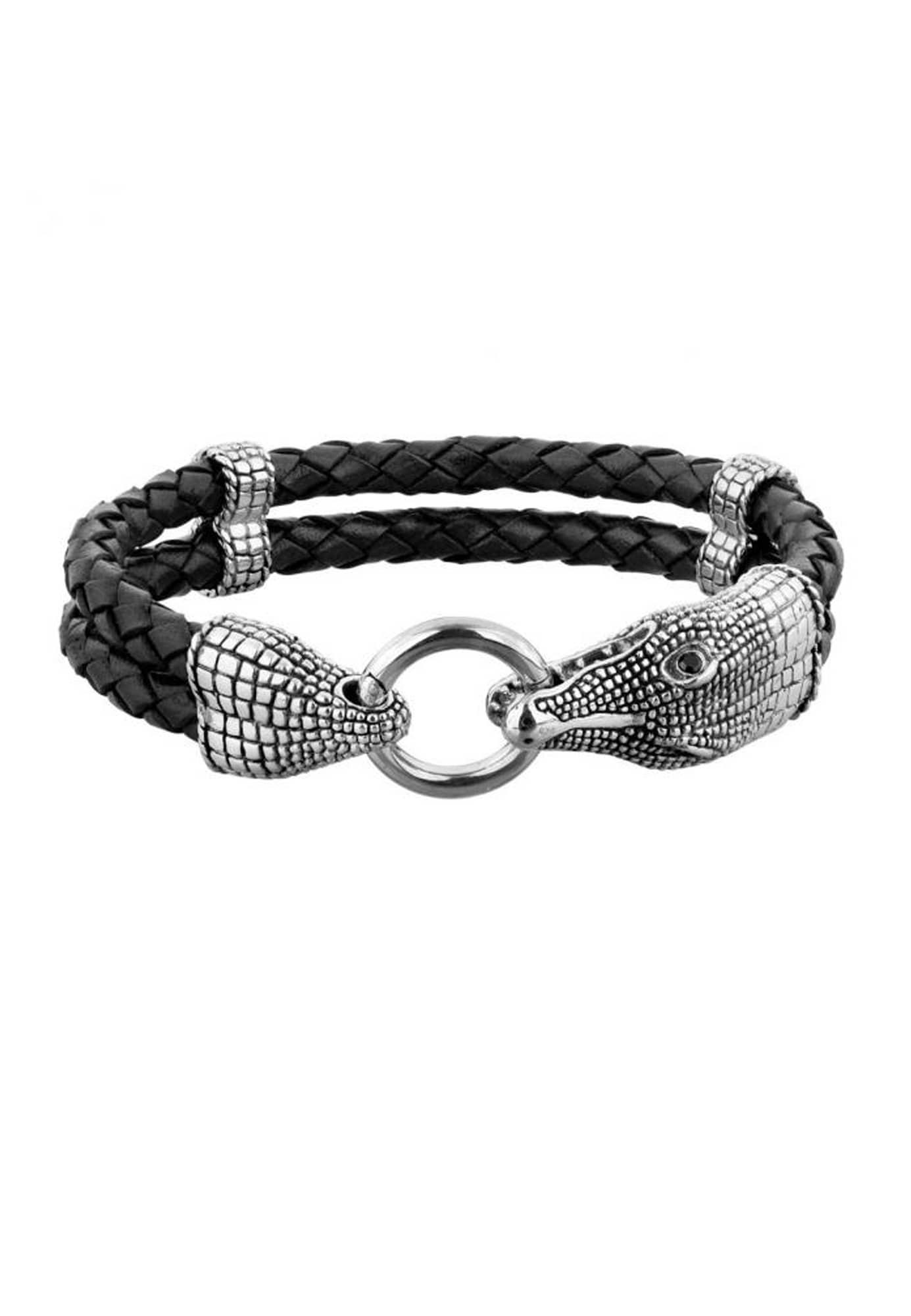 Armband 'Krokodil' | Schmuck > Armbänder | KUZZOI