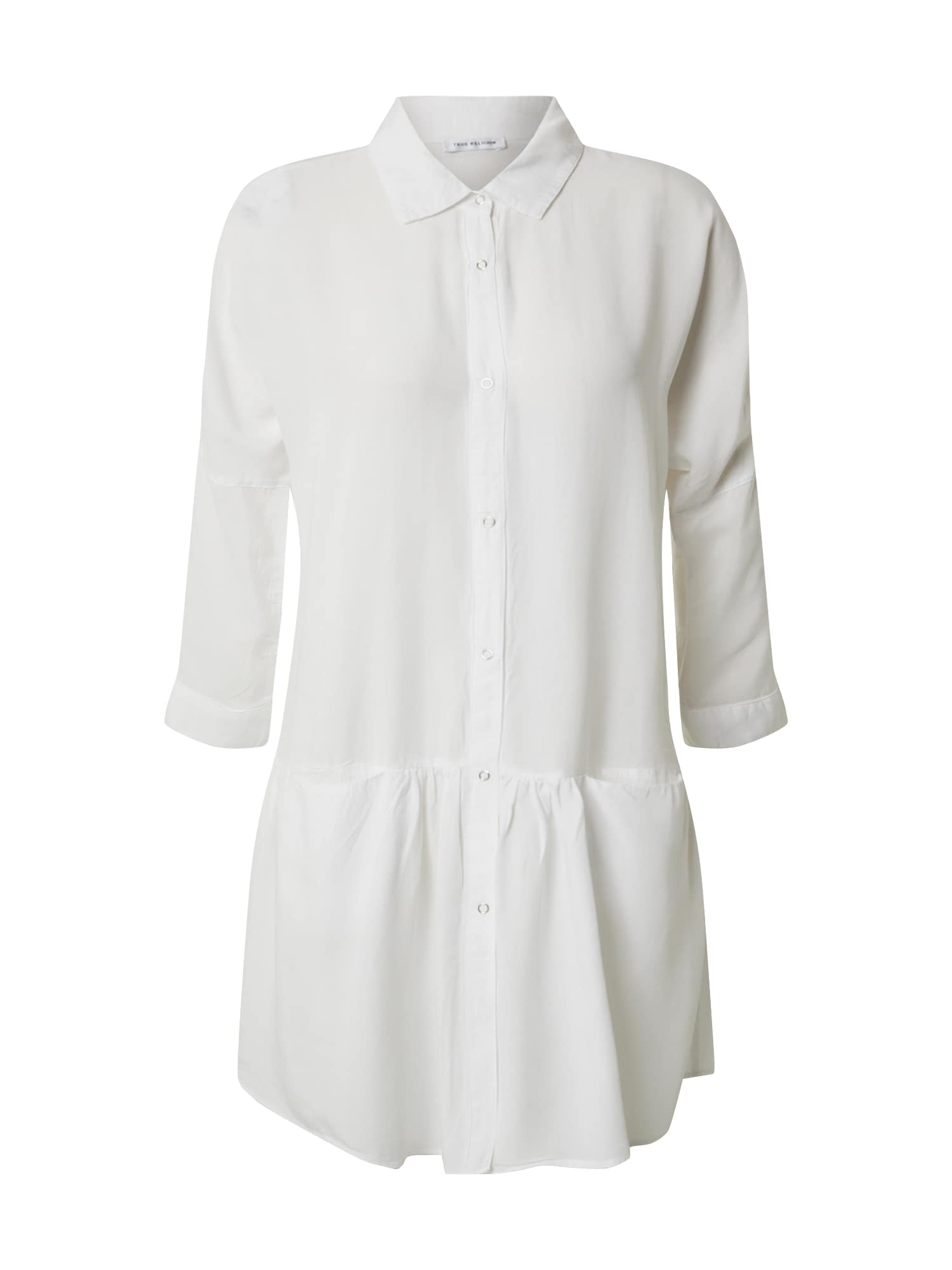 True Religion Palaidinės tipo suknelė 'CASTLE ROCK' balta