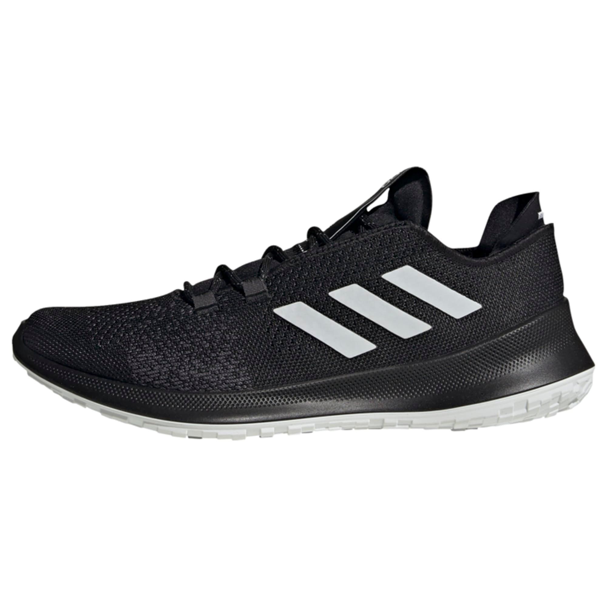 ADIDAS PERFORMANCE Bėgimo batai balta / juoda