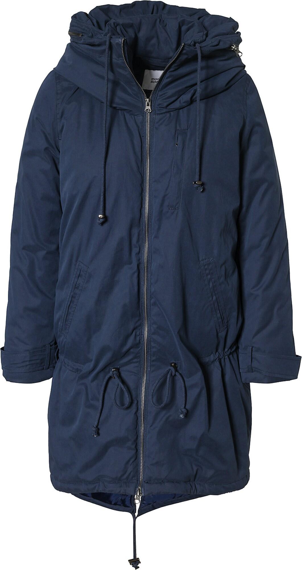 MAMALICIOUS Žieminė striukė tamsiai mėlyna