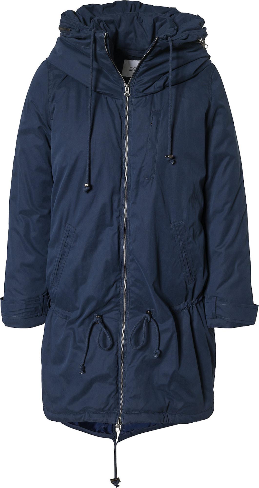 MAMALICIOUS Zimná bunda  námornícka modrá