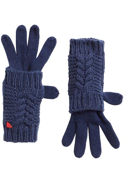 Handschuhe für Frauen - Khujo Handschuhe 'KELSEY' navy  - Onlineshop ABOUT YOU