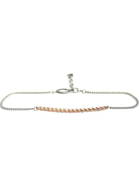 Armbaender - Armband 'C1779B 90 00 20' › Caï › gold silber  - Onlineshop ABOUT YOU