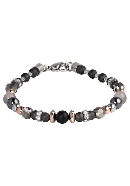 Armbaender - Armband › FIRETTI › grau rosé schwarz silber weiß  - Onlineshop ABOUT YOU