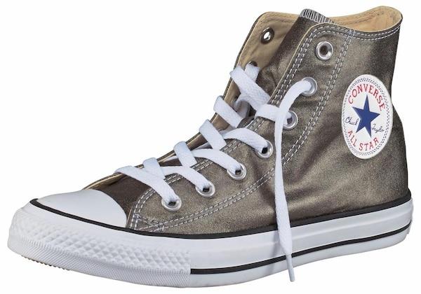 Sneakers für Frauen - CONVERSE Sneaker 'Chuck Taylor All Star Seasonal Metallic' gold  - Onlineshop ABOUT YOU