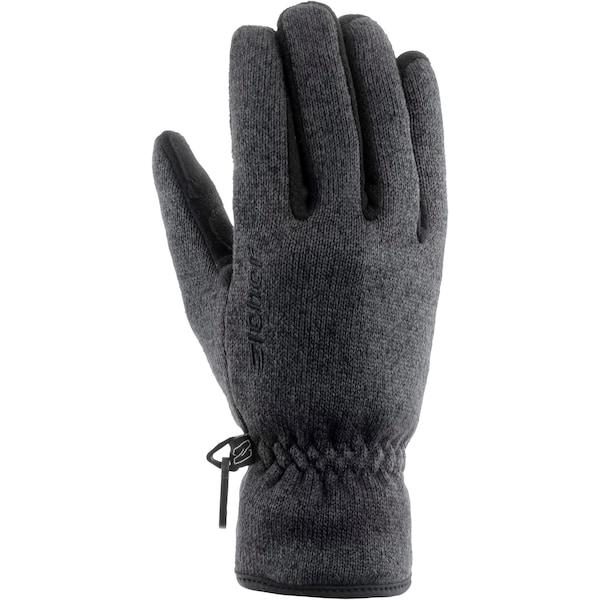 Handschuhe für Frauen - ZIENER Fingerhandschuhe 'Imagio' anthrazit  - Onlineshop ABOUT YOU