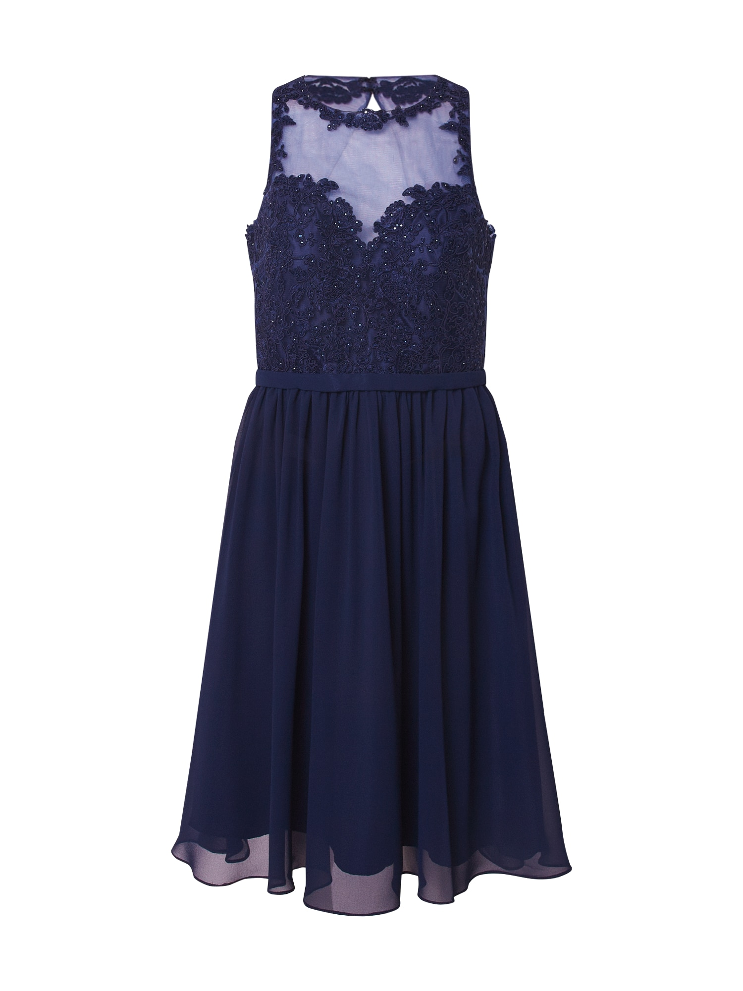 mascara Suknelė tamsiai mėlyna