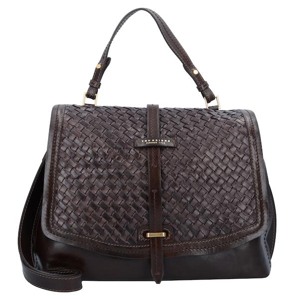 Handtaschen für Frauen - The Bridge Handtasche 'Salinger' Leder 32 cm schoko  - Onlineshop ABOUT YOU