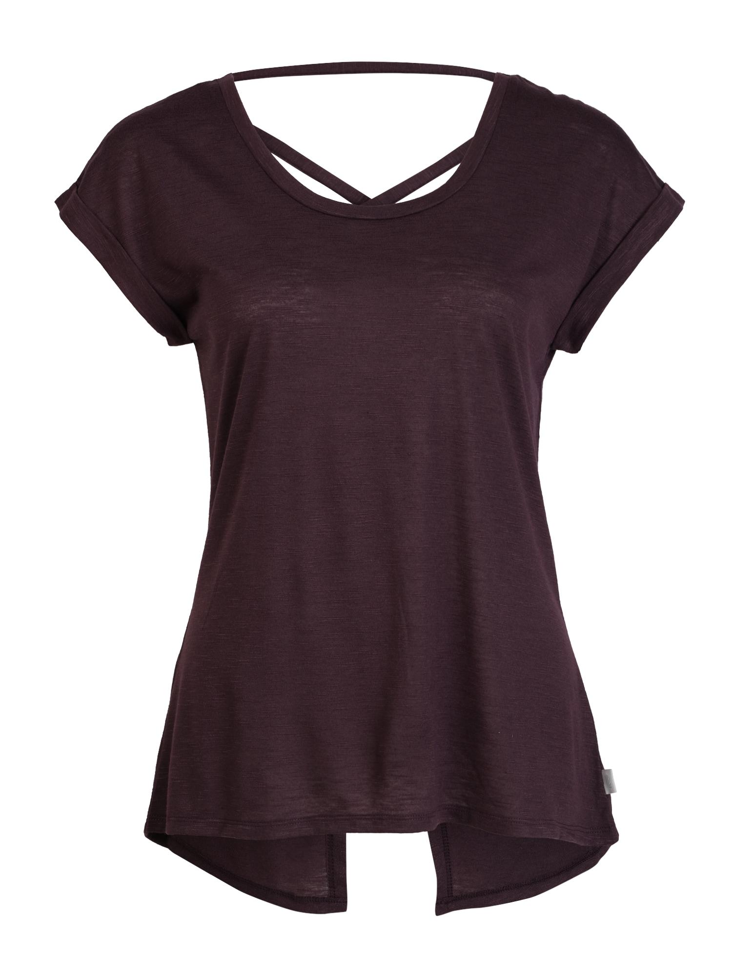Funkční tričko Rowena fialová Marika