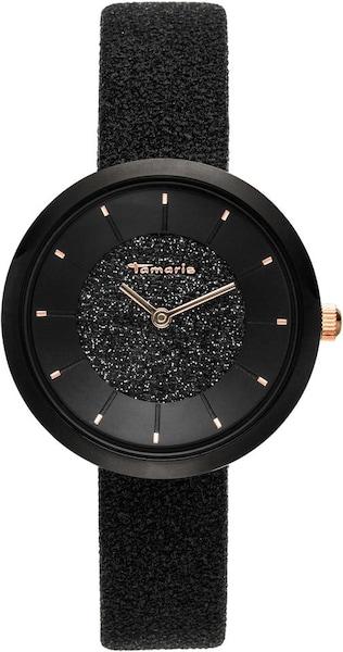 Uhren für Frauen - Uhr 'Bea, TW049' › tamaris › schwarz  - Onlineshop ABOUT YOU