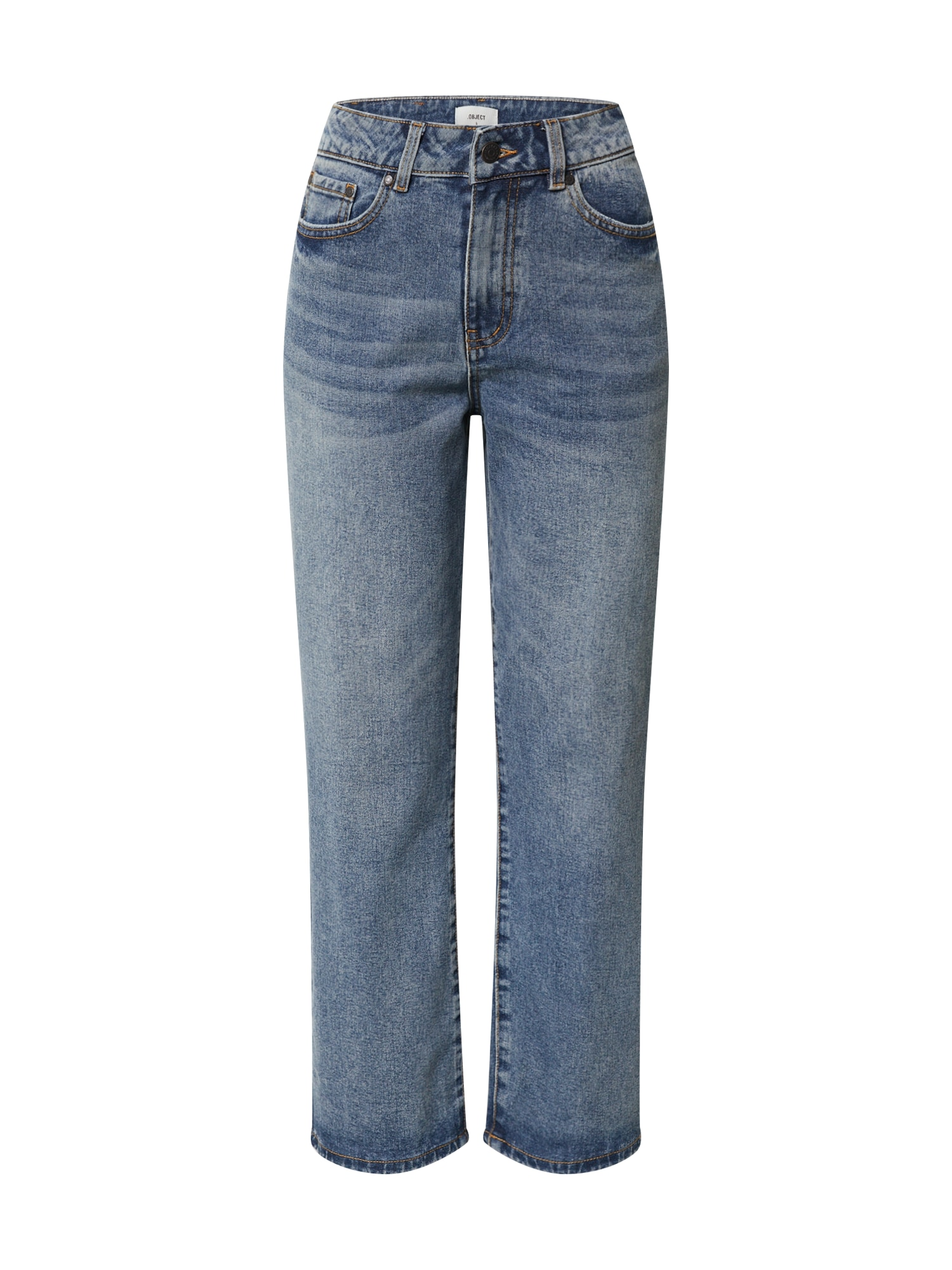OBJECT Džinsai tamsiai (džinso) mėlyna