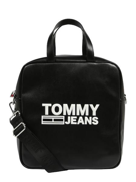 Handtaschen - Handtasche 'TEXTURE PU TOTE' › Tommy Jeans › schwarz  - Onlineshop ABOUT YOU