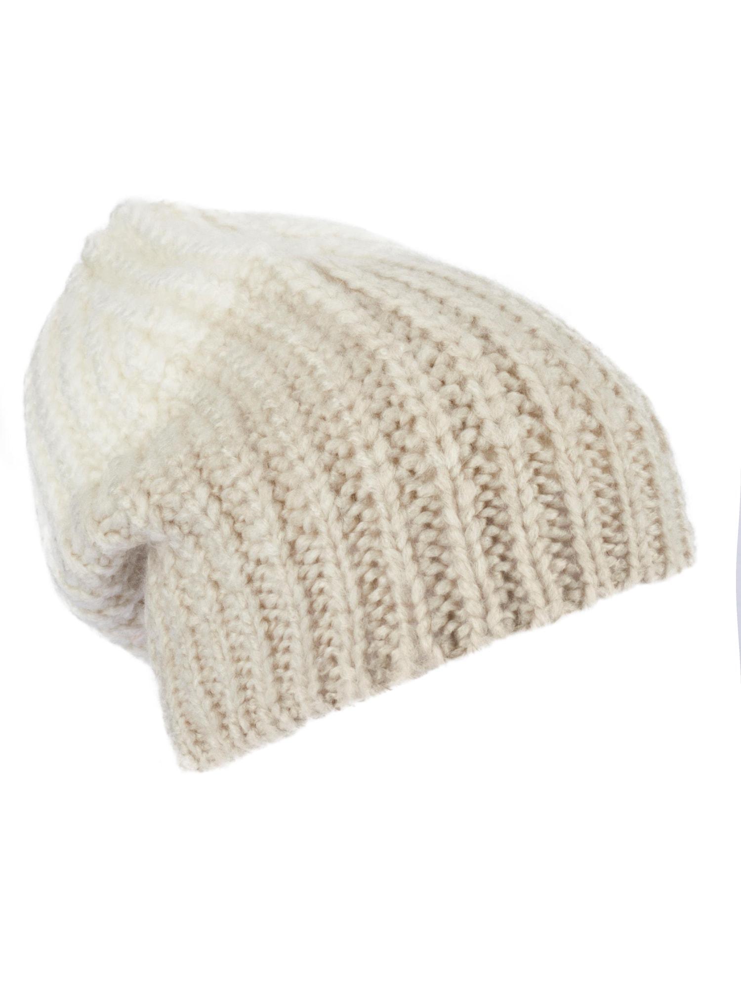 heine Megzta kepurė smėlio