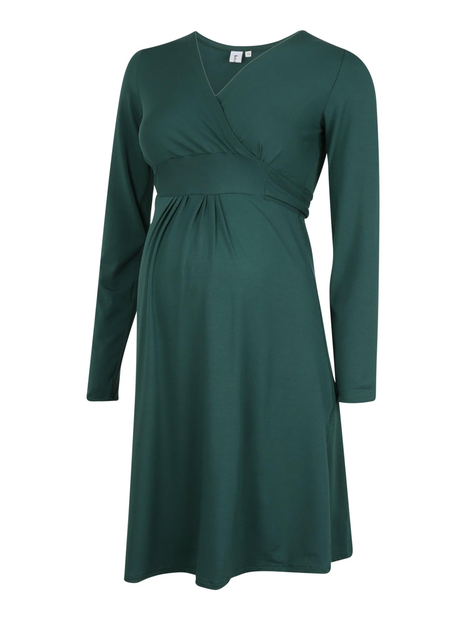 Bebefield Megzta suknelė žolės žalia