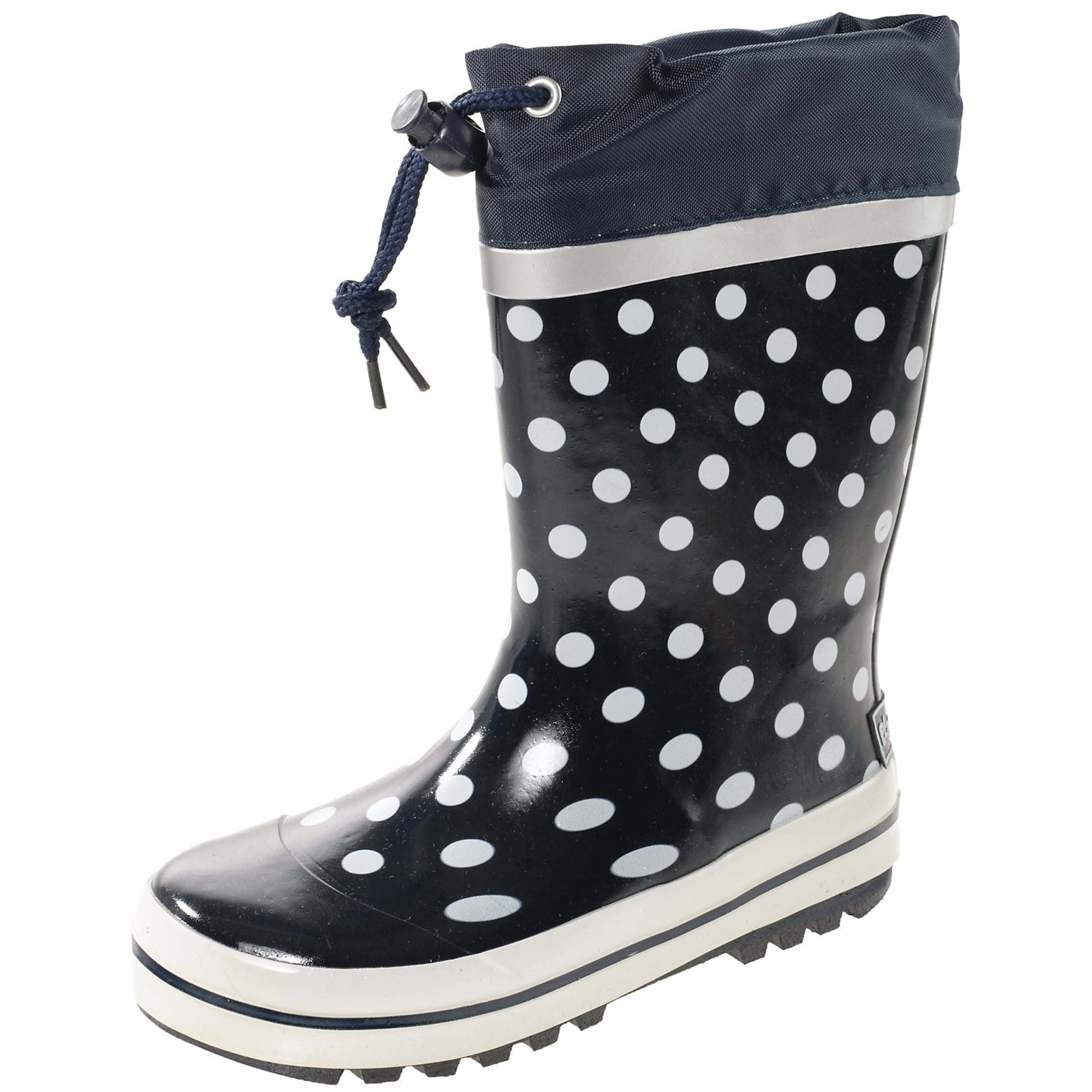 PLAYSHOES Guminiai batai nakties mėlyna / balta