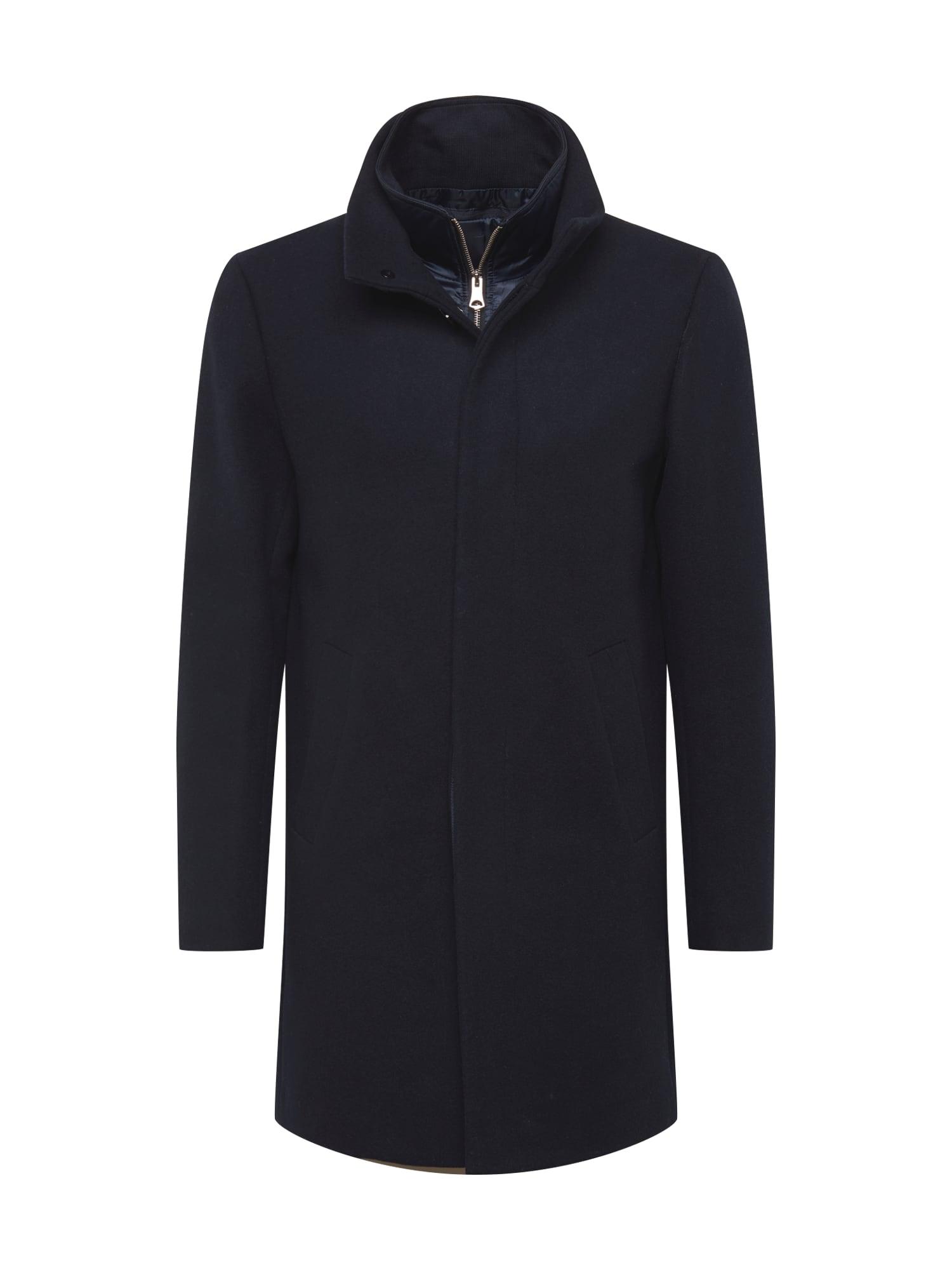 Matinique Přechodný kabát 'Harvey N'  tmavě modrá
