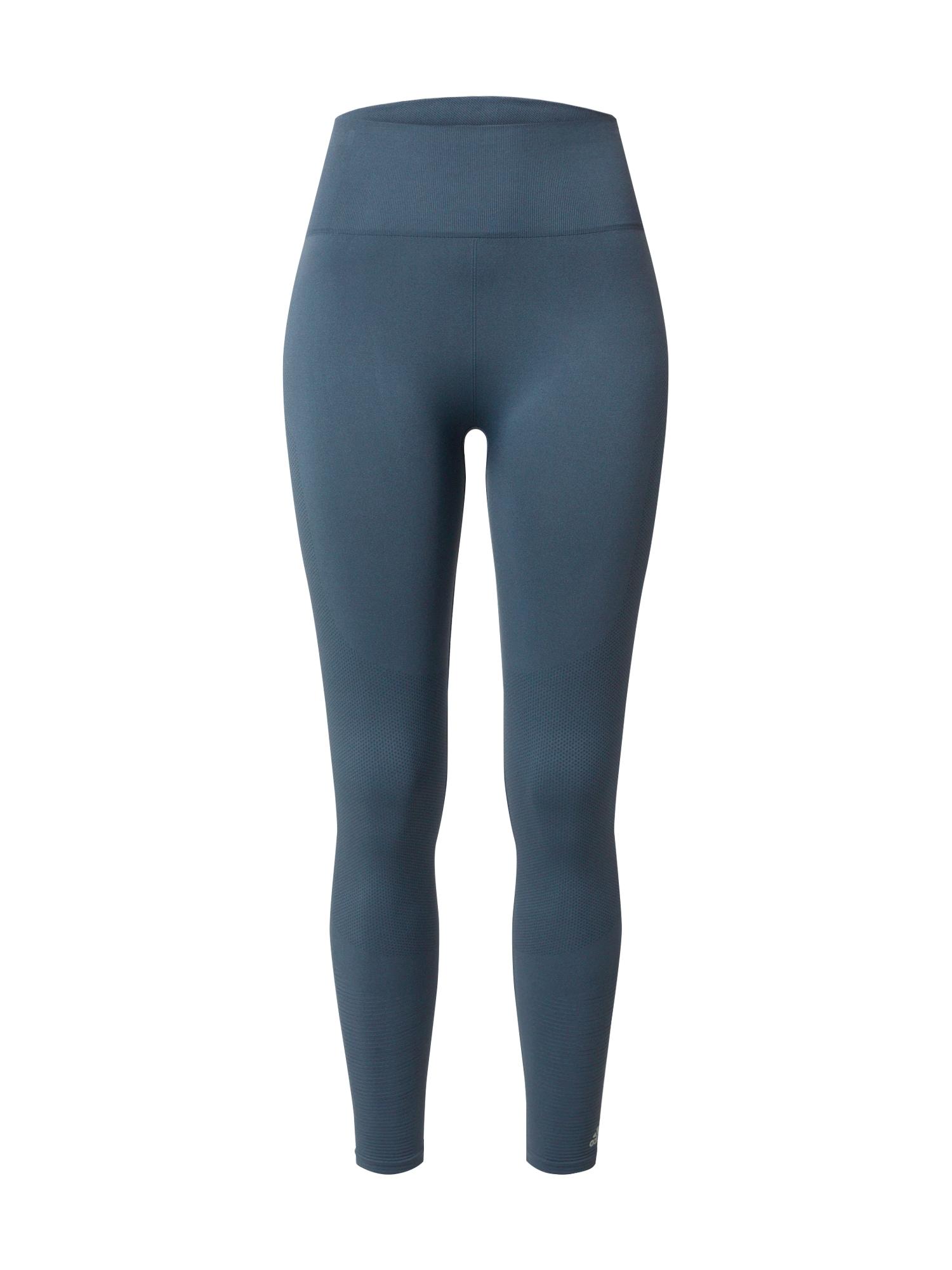 ADIDAS PERFORMANCE Sportinės kelnės tamsiai mėlyna