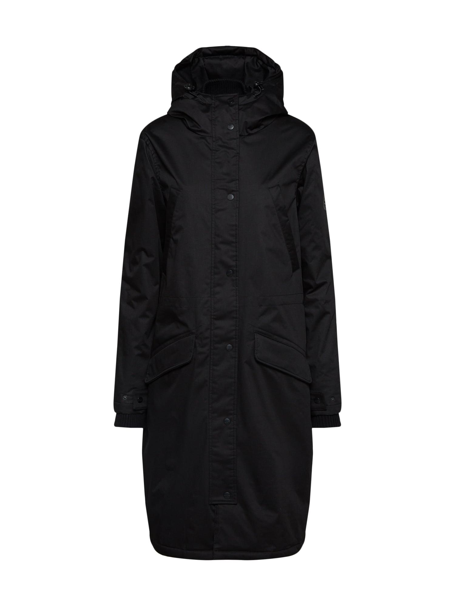 Forvert Žieminis paltas 'Molde' juoda