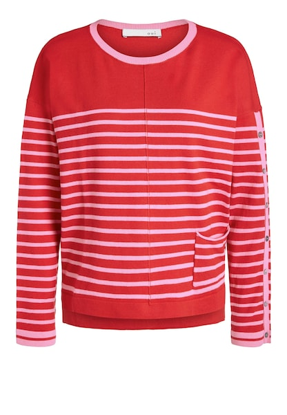 Oberteile - Pullover › Oui › rosa hellrot  - Onlineshop ABOUT YOU