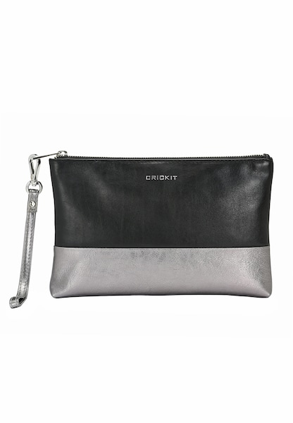 Clutches - Clutch › Crickit › schwarz silber  - Onlineshop ABOUT YOU