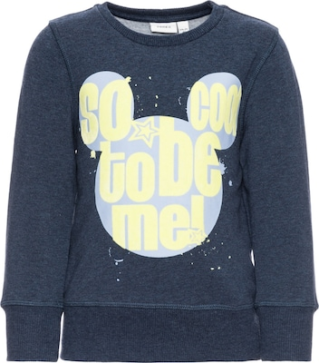 NAME IT Brush-Sweatshirt nitmickey leo