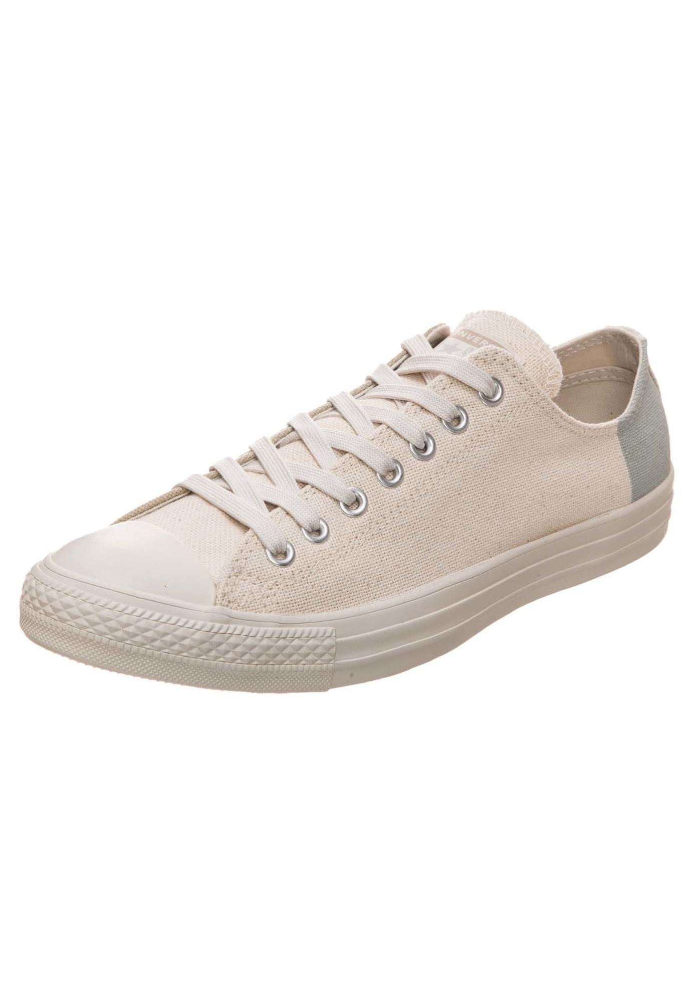 c96e4fd6ef4 Converse Dames Sneakers Laag Chuck Taylor All Star Ox Beige Olijfgroen  Offwhite converse kopen in de