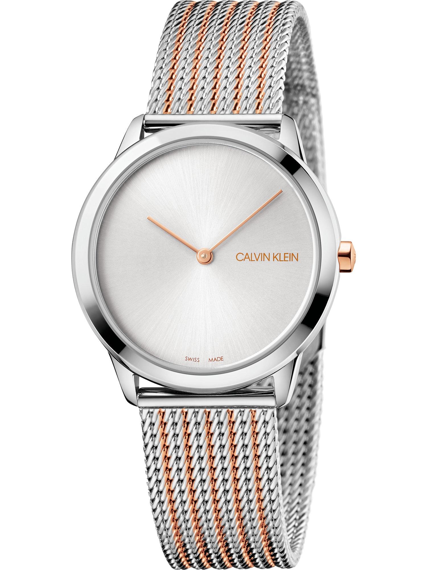 Calvin Klein Unisex-Uhren Analog Quarz ' '