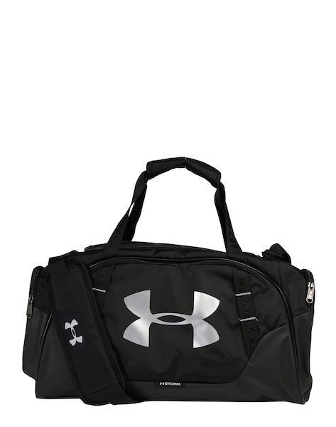 Sporttaschen für Frauen - UNDER ARMOUR Sporttasche 'Undeniable Duffle' schwarz weiß  - Onlineshop ABOUT YOU