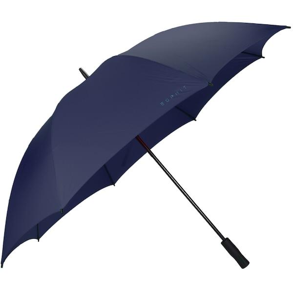 Regenschirme für Frauen - ESPRIT Golf Stockschirm 96 cm blau  - Onlineshop ABOUT YOU