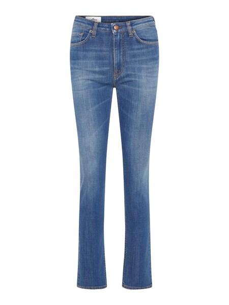 Hosen - Rode Washed Out Jeans › J.Lindeberg › blau  - Onlineshop ABOUT YOU