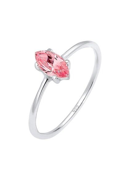 Ringe - Ring › ELLI › pink silber  - Onlineshop ABOUT YOU
