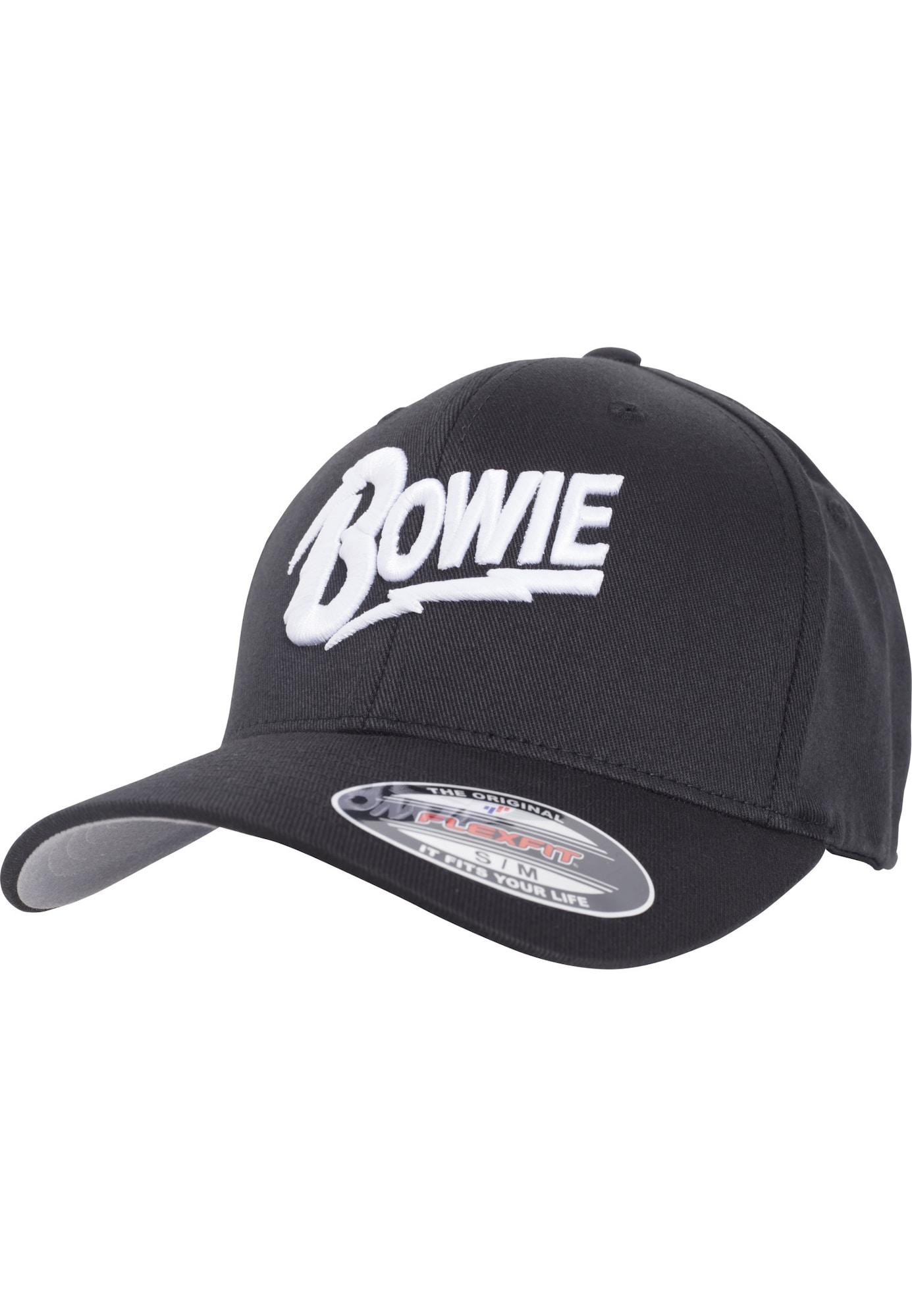 Flex Cap 'David Bowie' | Accessoires > Caps > Flex Caps | mister tee
