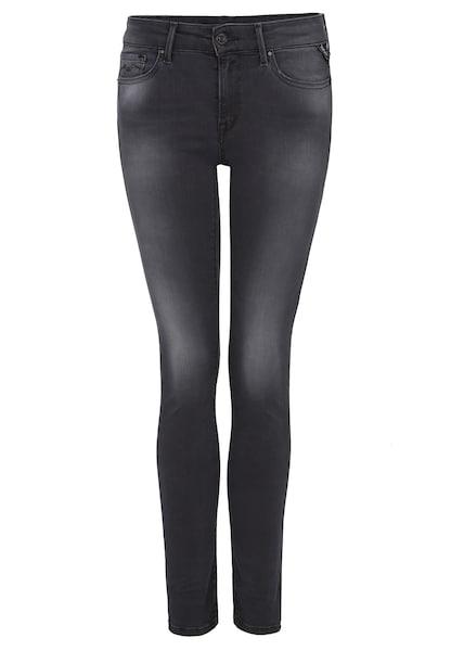 Hosen für Frauen - Jeans 'LUZ HIGH WAIST' › Replay › grau  - Onlineshop ABOUT YOU