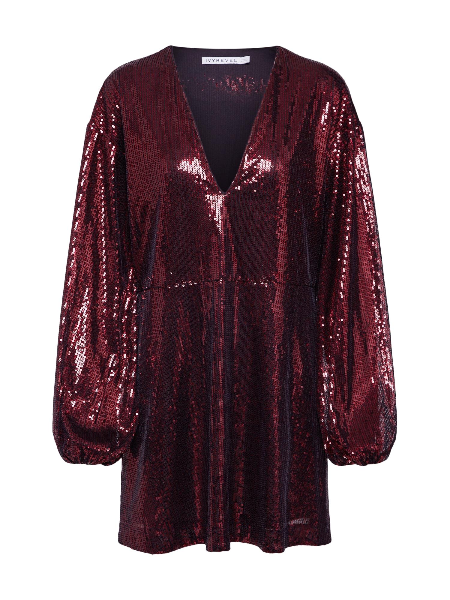 IVYREVEL Kokteilinė suknelė