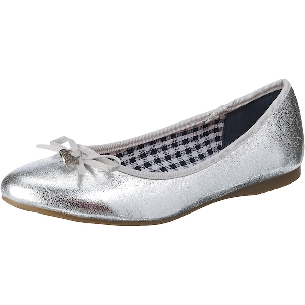 Ballerinas für Frauen - Ballerina › Bruno Banani › silber  - Onlineshop ABOUT YOU